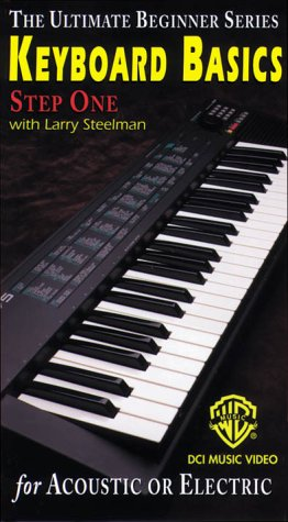 Keyboard Basics, Step One For Acoustic Or Electric [Vhs]