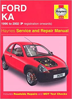 Ford Ka Service and Repair Manual (Haynes Service and Repair Manuals ...