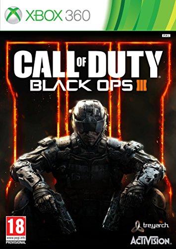 Call of Duty (COD): Black Ops 3 (XBOX 360)