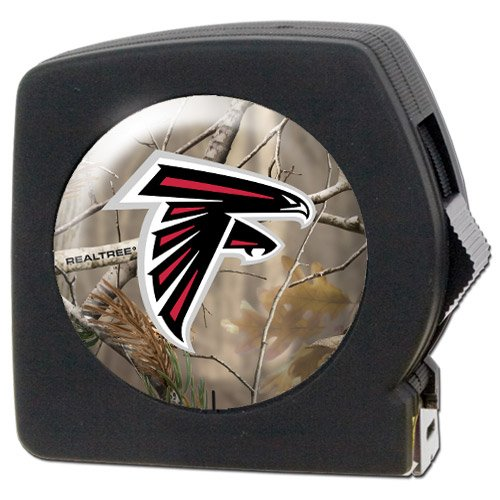 Nfl Atlanta Falcons Open Field 25' Tape Measure back-596036