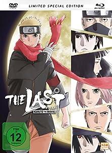The Last: Naruto - The Movie (Limited Special Edition im Mediabook inkl. DVD + Blu-ray) [Auflage 5000 Stück]