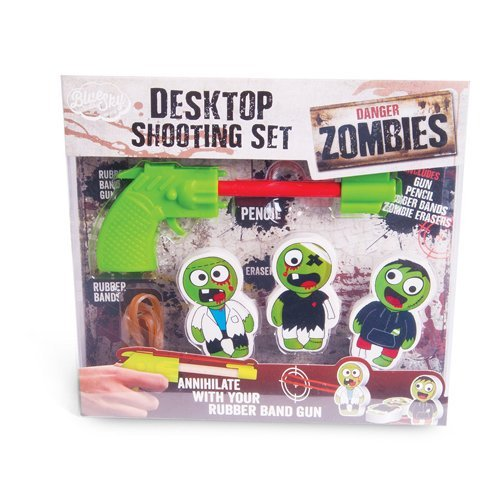 Zombie Desktop Shooting Toy Set