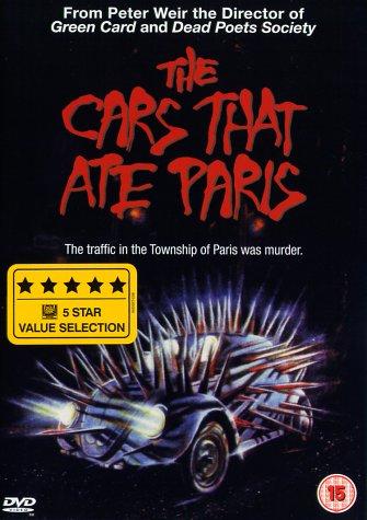 Машины, которые съели Париж