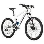 Diamondback Sortie 26-Inch Wheeled 1 Trail Full Suspension Mountain Bike (White, Small/15-Inch)