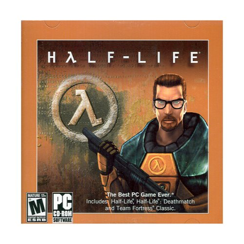 Half Life 1 (Jewel Case)