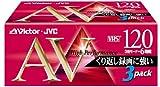 VICTOR ビデオテープKシリーズ 3T-120AVK VHSビデオテープ