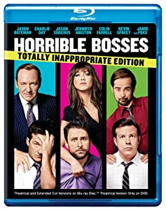 Horrible Bosses (Totally Inappropriate Edition + UltraViolet Digital Copy) [Blu-ray]