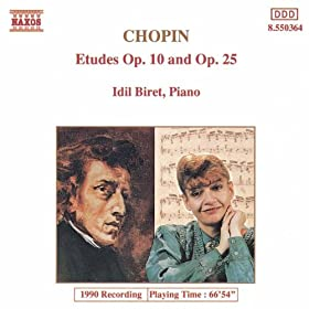 Download mp3 full flac album vinyl rip No. 2 In F Minor - Chopin* - Idil Biret - Etudes Op. 10 And Op. 25 (CD, Album)