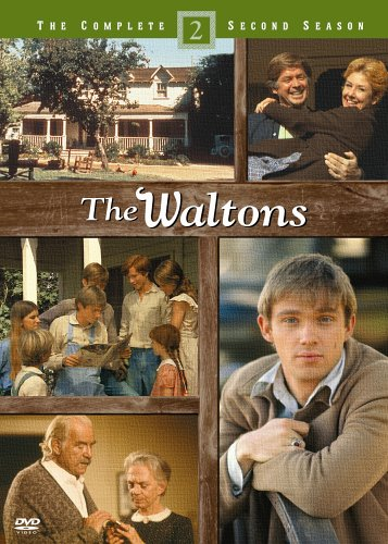 The Waltons - Season 2 - Complete [DVD]