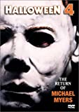 Halloween 4: Return of Michael [DVD] [1989] [Region 1] [US Import] [NTSC]