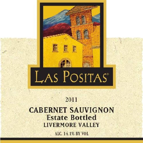 2011 Las Positas Vineyards Estate Cabernet Sauvignon 750 Ml