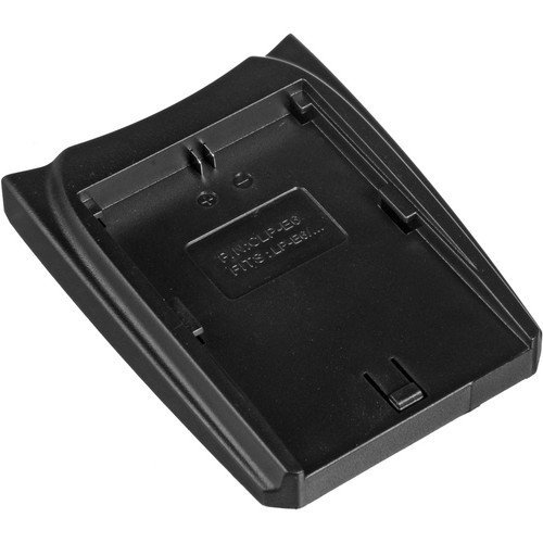 Watson Battery Adapter Plate For Lp-E6 -Accepts Canon Lp-E6 Type Battery