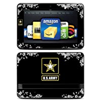 Kindle Fire HD 8.9 Skin Kit/Decal - Army Pride Black (will Not Fit HDX Models)