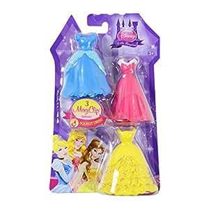 Disney Princess Little Kingdom 3 MagiClip Fashions