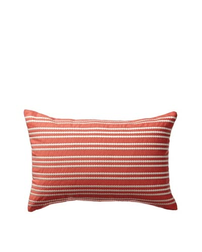 Echo Cozumel Decorative Pillow, Deep Sea Coral