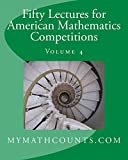 Fifty Lectures for  American Mathematics Competitions Volume 4