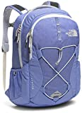 The North Face Women's Jester Backpack,Stellar Blue Heather/Arctic Ice Blue,US