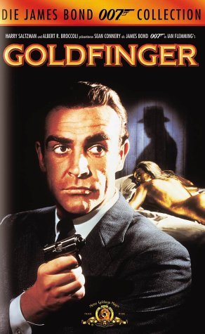 James Bond 007 - Goldfinger [VHS]
