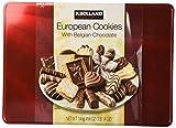 COS-SL Kirkland European Cookies with Belgian Chocolate 15 VARIETY FLAVORS Of 49.4 Oz BOX (3 LBS 1.4 Oz)