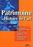 echange, troc Marie-Anne Caradec - Patrimoine et histoire de l'art