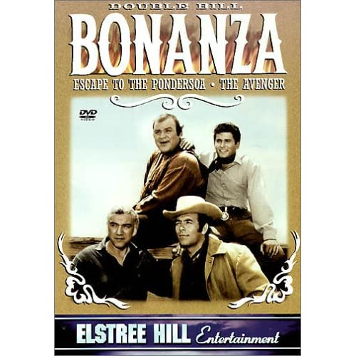 Bonanza Lorne Greene, Michael Landon, Dan Blocker