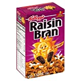 Raisin Bran Cereal, 1.52-Ounce Single Serve Packs (Pack of 70)