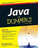 img - for Java For Dummies (For Dummies (Computer/Tech)) book / textbook / text book