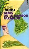 Genis ou le Bambou parapluie