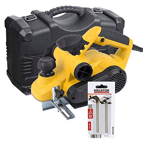 Elektrohobel-Hobel-Einhandhobel-Hobelmaschine-Handhobel-Koffer-2-Hobelmesser
