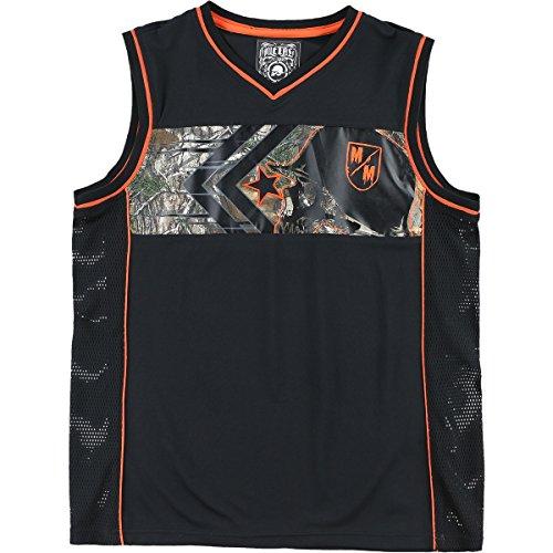 Metal Mulisha Men's Ravage Jersey, Black, X-Large (Realtree Camo Tank Top compare prices)