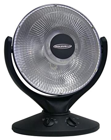 Soleus Air MS-09 Oscillating Radiant Heater