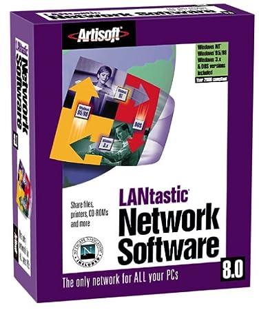 LANtastic Fast Ethernet Starter Kit