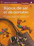 echange, troc Capucine Cavalier - Bijoux de sac et de portable