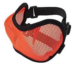 Doggles Pet Dog Protective Mesh Eyewear Large Orange