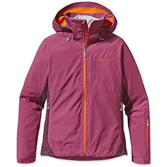 Buy Patagonia Powder Bowl Jacket - Ladies, Rubellite Pink, XS by Patagonia