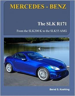 Mercedes benz the slk models the r171 volume 2 bernd for Mercedes benz part numbers list