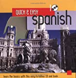Spanish (Quick & Easy Languages Book CD)