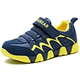 KALUQI Boy's Girl's Sneakers Comfortable Running Shoes(Toddler/Little Kid/Big Kid)