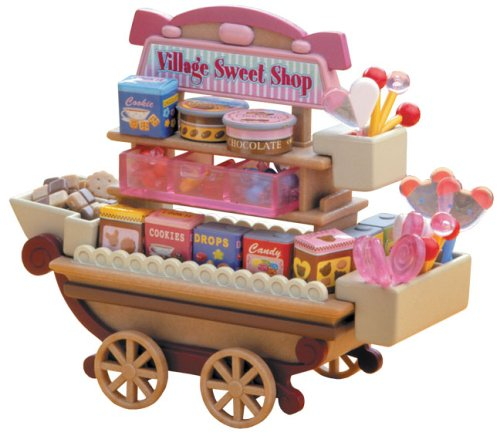 Sylvanian Families Village Sweet Shop