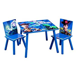 Amazon.com: Toy Story Table and Chair Set: Toys & Games