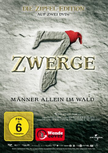 7 Zwerge - Männer allein im Wald (Zipfel-Edition, 2 DVDs) [Special Edition]