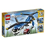 LEGO 31049 Creator Twin Spin Helicopt...