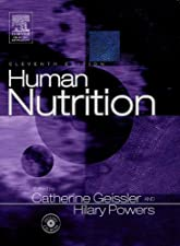 Human Nutrition by Catherine Geissler
