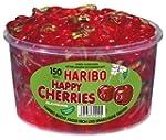 Haribo Happy Cherries, 1er Pack (1 x...