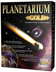 Planetarium Gold by JC Research
