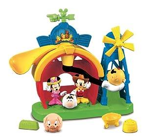 Mickey mouse fisher price w8404 la fattoria di topolino for La fattoria di topolino