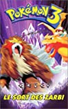 echange, troc Pokémon 3 : Le Sort des Zarbi [VHS]