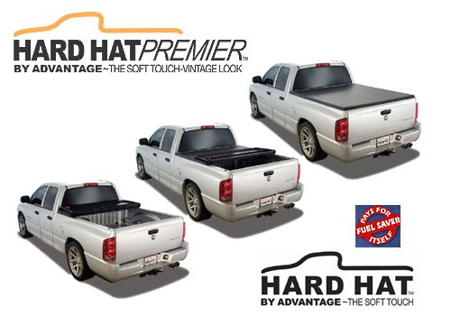Advantage Truck Accessories 43020 Flareside Hard Hat Tonneau Cover
