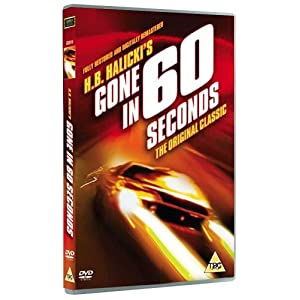Gone In 60 Seconds [DVD] [1974]