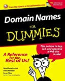 Domain Names For Dummies (For Dummies (Computers))